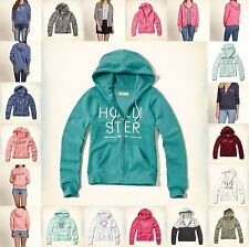 Hollister by Abercrombie GIRLS Hoodie Brooks Beach Size XS S M L NWT pink RED