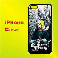 The Red Jumpsuit Apparatus rock band iPhone 4s 5s 5c 6 6+ 6s 6s+ se 7 7+ Case #T
