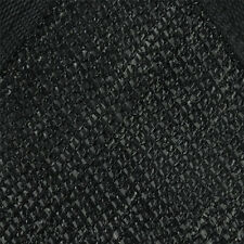 E.share 90% UV Black Shade Cloth Taped Edge with Grommets Stabilized