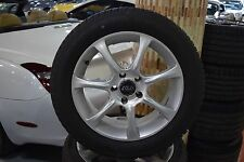 ASA JH-3 7 Spoke 15X6.5 Wheels w/ Dunlop SP Winter Sport Tires