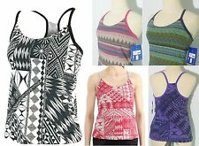 *NWT $49 Patagonia Women Hotline Top Printed Tank Yoga Fitness Running XS S M XL