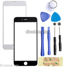 """Replacement Front Outer Touch Screen Glass Lens Kit For iPhone 6 Plus 5.5""""+Tools"""