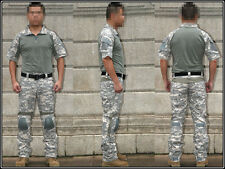 EMERSON Tactical Navy Seals Custom Combat Uniform Shirt & Pants Suit Devgru ACU