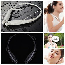 Wireless Bluetooth Stereo Headset Earphone Music & Call For iPhone HTC Galaxy CI