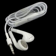 3.5mm In-Ear Headset Headphone Earbuds Earphone Remote Mic For Apple iPhone 6/5S