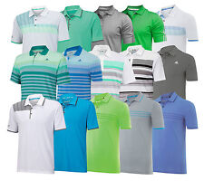 ★ 2015 Adidas Golf GRAPHIC POLO SHIRT ★ M L XL ★ 1st Class Post ★ Climachill ★