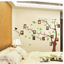 Removable Photo Frame Tree Wall Decor Vinyl Decal Sticker Art Mural Deco DIY Kid