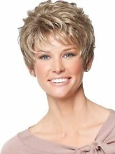 Acclaim Luxury Gabor Wig (Instant 5% Rebate) Hand Tied Monofilament Short Wavy