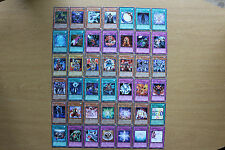 Yugioh CRV, EEN &  EOJ SIlver Title Rares (45 Different Cards)