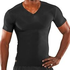 Under Armour Tactical HeatGear  V-Neck Compression T-Shirt 1216010 -2015 Style