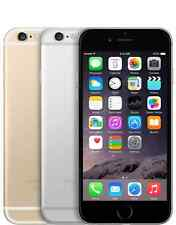 Apple iPhone 6 - 16GB - (Factory Unlocked) Smartphone - Silver Gray Gold