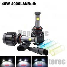80W 8000LM Kit CREE LED Headlight H1 H7 H8 H9 H11 9005 9006 881 H4 H13 9004 9007