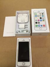iPhone 5s -16GB-32GB-64GB -Gold -Gray -Silver GSM Unlocked - FREE SHIPPING