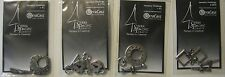 TierraCast Antique Silver Toggles & Hooks
