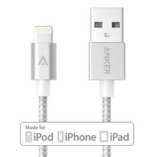 Anker 3ft Nylon Braided USB Cable with Lightning Connector for iPhone 6