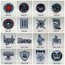 New Rock Band Sticker Decal Vinyl Heavy Metal Punk Music Logo Laptop Car Bumper