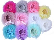 Baby Girl Newborn Ruffle Tutu Bloomers Diaper Cover, Ruffles Bloomer from NB-24m