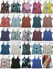 NWT Patagonia Women Hotline Top Printed Tank Yoga Gym Fitness Running XS S M L