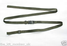 British Army SA-80 rifle weapon & gun sling / LSW  Early or Late versions