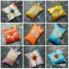Sewing Pincushions Pillow Needle Fabric Flower Fruit Fragrance Scent Hanging