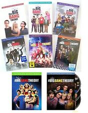 The Big Bang Theory 1-8 Complete Seasons 1 2 3 4 5 6 7 8 PRE ORDER SHIPS 9/18/15