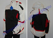 Columbia Mens Bugaboo Jacket Red White Black Size:2XLarge Waterproof Omni-Tech