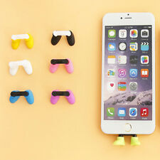 Shoes Stand Data Port Dust Plug For iPhone 4 iPhone5 Pretty Colorful Accessorise