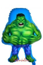 Incredible Hulk Balloon Helium Party Birthday Superhero Avengers 28""