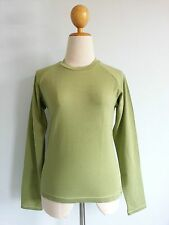 *NWT Patagonia Women CHAMY CREW CORE SPORTSWEAR Organic Cotton Sweatshirt Top S