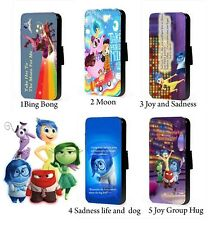 Inside Out Bing Bong Moon Quote leather phone case iPhone,Samsung S3,HTC,Z3,G3