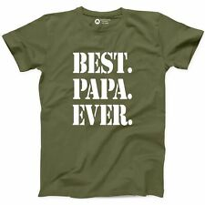Papa T Funny Gift Shirt Dad Day Tee Best Daddy Tshirt S Grandpa Grandfather All
