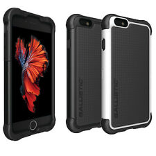 """Ballistic Tough Jacket SG Shell Gel Hard Case Cover For 4.7"""" Apple iPhone 6S / 6"""