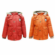Baby Boys Dunnes Parka Padded Jacket Lined Winter Coat 6 9 12 Months Age 0 1 2 3