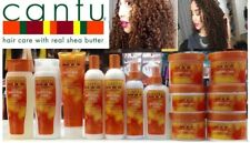CANTU SHEA BUTTER NATURAL HAIR CARE SHAMPOO/CONDITIONER/MASQUE - FULL RANGE UK