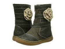 NIB LIVIE & LUCA Shoes Boots Stitcher Olive Green 8 9 11 12