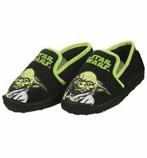 Star Wars movie Yoda Kids Boys Girls Unisex Slippers comfortable stylish