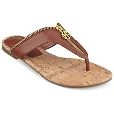 Marc Fisher  Meghan Zipper Thong Sandals WOMEN SHOES