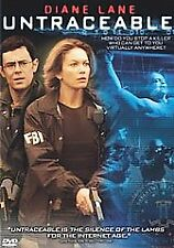 Untraceable (DVD, Rated R, Widescreen, Diane Lane, Colin Hanks & Billy Burke)