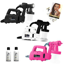 Professional HVLP Spray Tan Machine & FREE Tanning Solution Kit - Limited Offer