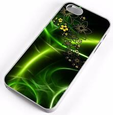 Flora Entwine Fractals Flowers Case Fits Apple iPhones Any Carrier