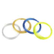 12M Durable Synthetic Nylon Reel Tennis Racquet String Reel Wire Line Flash