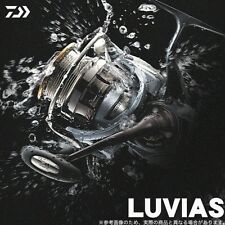 Daiwa Spinning Reel LUVIAS series 15 Japan model (1000)