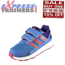 Adidas Infants Toddlers Kids LK Sport CF Velcro Trainers Blue AUTHENTIC