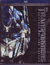 Transformers: Revenge of the Fallen - Special Edition (Blu-ray 2 Disc Set)