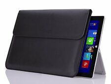 """MoKo Microsoft Surface Pro 3 12"""" Inch Keyboard Cover Case Stand Sleeve == Styles"""