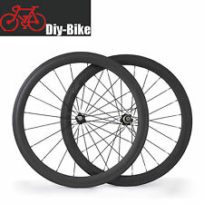 Carbon Wheels 23mm width 50mm depth Carbon Clincher Road Bike Bicycle Wheelset