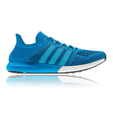 Adidas CC Cosmic Boost Womens Blue Running Gym Road Sports Shoes Trainers