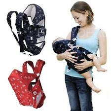 Multifunction Unique Infant Baby Carrier Sling Wrap Rider Comfort Backpack 66