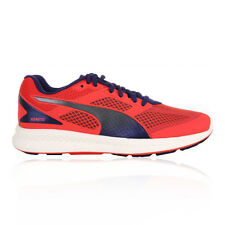 Puma Ignite Mesh Womens Red Running Training Sports Shoes Trainers Pumps Width B