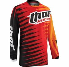 Youth Thor Racing Jersey S5Y Phasvent Red Motocross Dirt Bike ATV